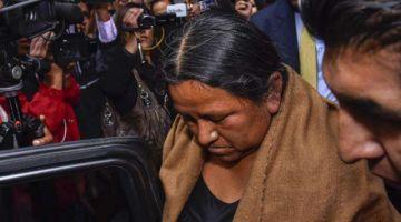 El Gobierno activará causa penal contra juez que dictó detención domiciliaria para Achacollo