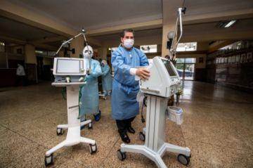 Perú pasa de 100 a casi 2.000 ventiladores mecánicos para COVID-19 en 4 meses