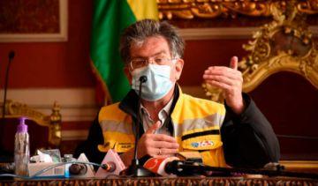 Nosocomios COVID de la ciudad de La Paz se llenan y Alcaldía pide habilitar Hospital El Alto Sur