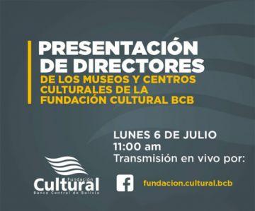 Presentan a directores de museos y centros culturales