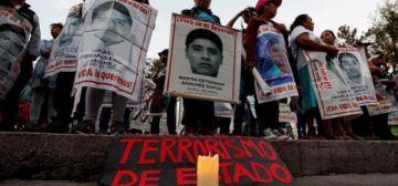 En México, identifican restos de uno de los 43 desaparecidos de Ayotzinapa