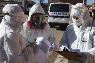 La Paz pasó a ser el segundo departamento con más casos de coronavirus