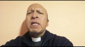 El padre Miguel Albino comparte su oración de miércoles