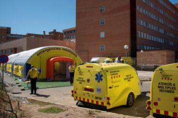 Región española obliga a usar mascarillas aunque haya distancia de seguridad