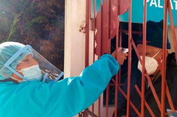 Sedes-La Paz estima que habrá 7.690 casos COVID hasta la primera semana de agosto