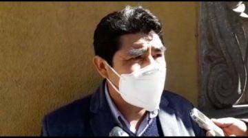 Gobernador de Potosí analizará técnicamente compra de dióxido de cloro