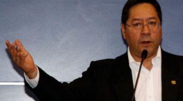 Arce gastó Bs 6,9 millones en vidrios blindados y sistemas de seguridad en edificio del Ministerio de Economía