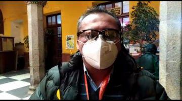 Murillo dice que se perdió un mes de trabajo mes por la elección ilegal de alcalde