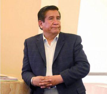 Internan al presidente de la FBF por sospecha de covid-19