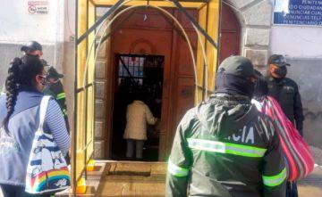 Sube a siete la cifra de fallecidos en el penal de San Pedro de La Paz