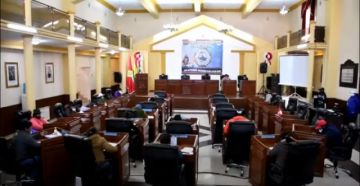 Asamblea legislativa aprueba leyes que declaran patrimonio a las festividades de Corpus Christi