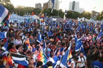 El partido de Evo Morales rechaza a la OEA para las elecciones en Bolivia