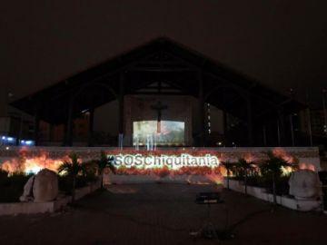 Activistas de Ríos de Pie exigen la abrogación del decreto que autoriza la quema controlada de bosques