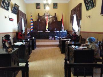 Concejo Municipal de Potosí  deriva propuesta de tratamiento para el coronavirus