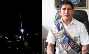 Guanay: Vecinos piden renuncia del alcalde y los concejales con 20 minutos de petardos