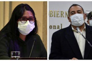 """El Gobierno pide a Copa que informe sobre su salud y """"sensibilice"""" a la militancia del MAS"""