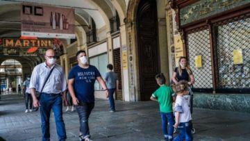 Italia registra 12 muertos con coronavirus, repuntan los nuevos contagios