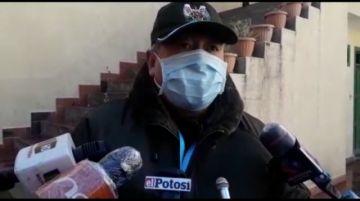 Trabajador cae y fallece al instante en Potosí