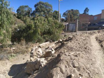 Sedeges y alcaldía de Caiza D llegan a acuerdo tras daño de muro