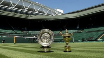Wimbledon reparte 10 millones de libras entre quienes iban a jugar la edición 2020