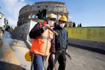 Siguen creciendo los contagios en Italia con 276 nuevos casos el último día