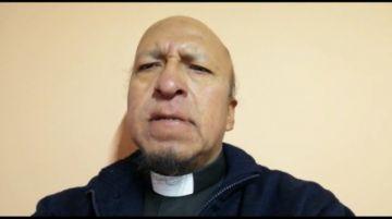 El padre Miguel Albino comparte su oración para viernes