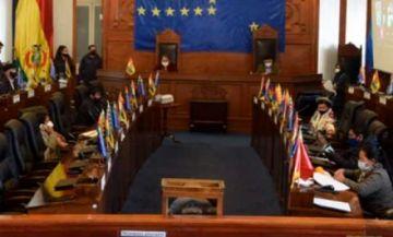 Senado sanciona ley que reasigna recursos de campaña electoral a seguridad sanitaria