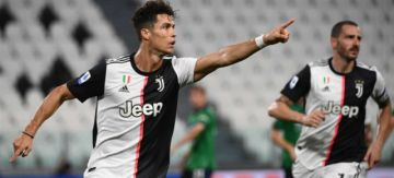 Cristiano Ronaldo deja a Juventus a un paso del título