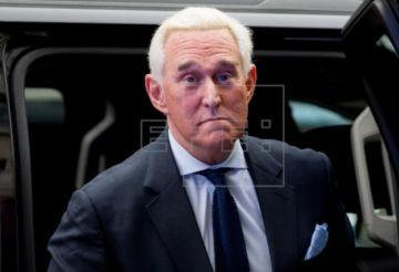 Los demócratas investigarán por qué Trump conmutó la pena a su amigo Roger Stone
