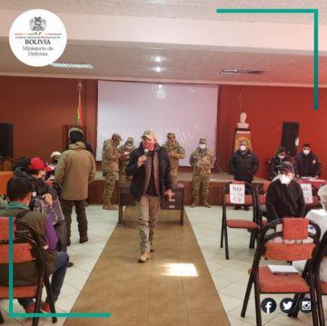 Convocan a mesas de trabajo para analizar la situación del COVID-19 en Potosí