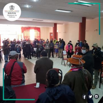 Instalan mesas de trabajo para elaborar un plan contra la COVID-19 en Potosí