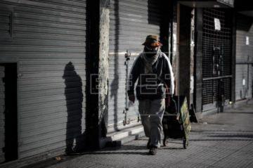 Buenos Aires registra una desaceleración del aumento de casos de COVID-19