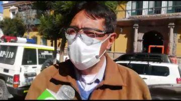 Gobierno define que el Ejército sea la cabeza de lucha contra el COVID-19 en Potosí