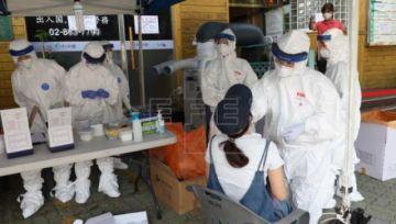 Corea del Sur sufre máximo de casos importados y endurece control
