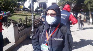 Denuncian ante la Fiscalía agresión a periodista
