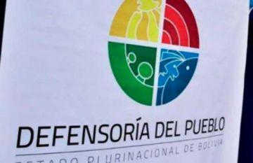 Diputados del MAS y Evo Moralesrespaldan interinato de Cruz en la Defensoría