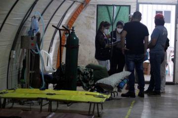 """Los """"Ángeles"""" bolivianos contra la COVID-19 retoman su ayuda a los pacientes"""