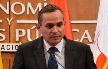 Renuncia el Viceministro del Tesoro, Carlos Schlink