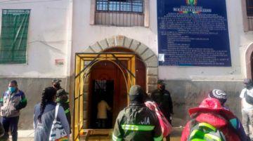 Sube a 14 la cantidad de fallecidos en la cárcel de San Pedro de La Paz