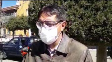 Entregarán otros diez equipos de terapia intensiva a Potosí