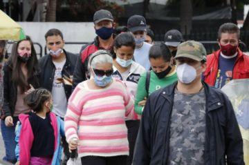 Colombia alcanza los 159.898 contagios de COVID-19 con 5.621 casos nuevos
