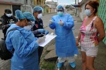 Quito está al borde del colapso en el sistema de salud por el coronavirus
