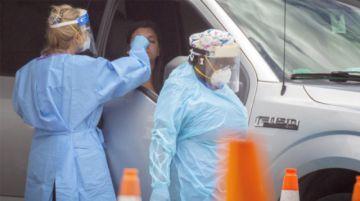 Florida supera los 300.000 casos de coronavirus en Estados Unidos