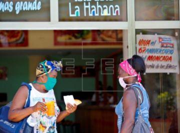 Cuba concentra en La Habana seis nuevos casos de la COVID-19
