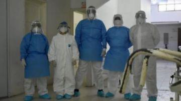 Reportan la recuperación de al menos 210 médicos que enfermaron de coronavirus en Beni