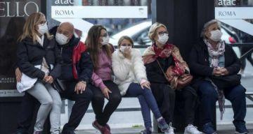 Italia se acerca a 35.000 muertos con coronavirus, con más de cien nuevos contagios