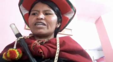 Pueblos indígenas y sociedad civil presentan acción popular contra uso de transgénicos en Bolivia