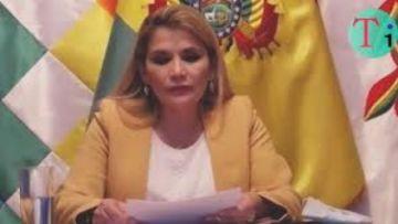 Presidenta Áñez felicita a La Paz por los 211 años de su grito libertario