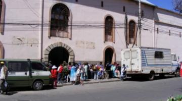 Inician rastrillaje COVID-19 en San Pedro para detectar privados de libertad sintomáticos