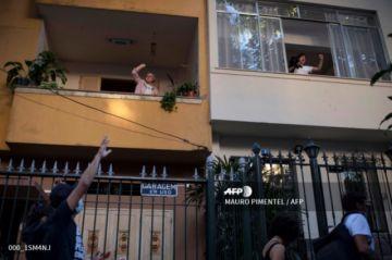 El hambre, la otra secuela del coronavirus en favelas de Brasil